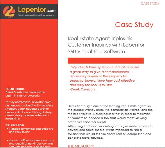 Lapentor Case Study