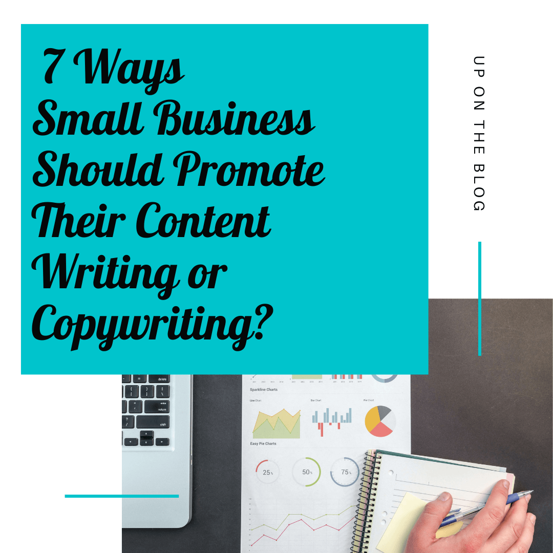 7 ways small business should promote their content